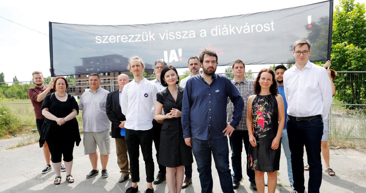 Karácsonnyal közösen kezdeményez népszavazást Jámbor András a Fudanról